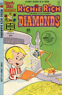 Cover Thumbnail for Richie Rich Diamonds (Harvey, 1972 series) #36