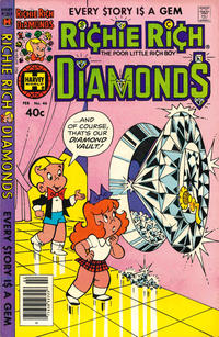 Cover Thumbnail for Richie Rich Diamonds (Harvey, 1972 series) #46