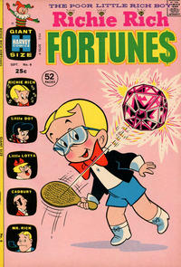 Cover Thumbnail for Richie Rich Fortunes (Harvey, 1971 series) #6