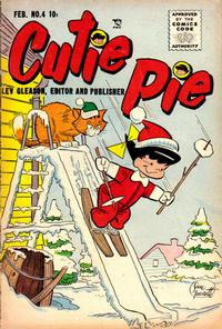 Cover Thumbnail for Cutie Pie (Lev Gleason, 1955 series) #4