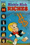 Cover for Richie Rich Riches (Harvey, 1972 series) #10