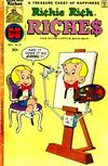 Cover for Richie Rich Riches (Harvey, 1972 series) #27