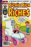Cover for Richie Rich Riches (Harvey, 1972 series) #50