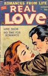 Cover for Real Love (Ace Magazines, 1949 series) #28