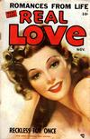 Cover for Real Love (Ace Magazines, 1949 series) #34