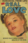 Cover for Real Love (Ace Magazines, 1949 series) #35