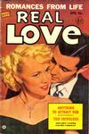 Cover for Real Love (Ace Magazines, 1949 series) #54