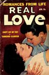 Cover for Real Love (Ace Magazines, 1949 series) #60