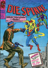 Cover for Die Spinne (BSV - Williams, 1974 series) #28