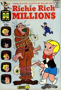 Cover Thumbnail for Richie Rich Millions (Harvey, 1961 series) #6
