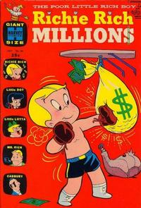 Cover Thumbnail for Richie Rich Millions (Harvey, 1961 series) #36