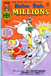Cover Thumbnail for Richie Rich Millions (Harvey, 1961 series) #82