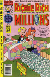 Cover Thumbnail for Richie Rich Millions (Harvey, 1961 series) #91