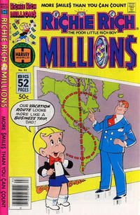 Cover Thumbnail for Richie Rich Millions (Harvey, 1961 series) #93