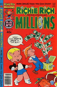 Cover Thumbnail for Richie Rich Millions (Harvey, 1961 series) #99