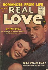 Cover Thumbnail for Real Love (Ace Magazines, 1949 series) #73