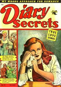 Cover Thumbnail for Diary Secrets (St. John, 1952 series) #12