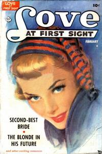 Cover Thumbnail for Love at First Sight (Ace Magazines, 1949 series) #3