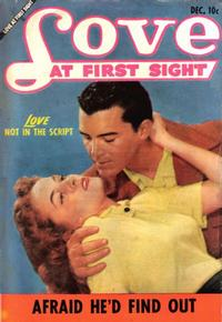 Cover Thumbnail for Love at First Sight (Ace Magazines, 1949 series) #25