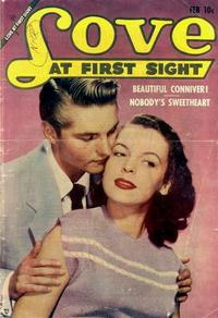 Cover Thumbnail for Love at First Sight (Ace Magazines, 1949 series) #26