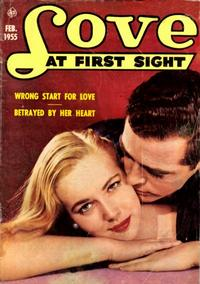 Cover Thumbnail for Love at First Sight (Ace Magazines, 1949 series) #33