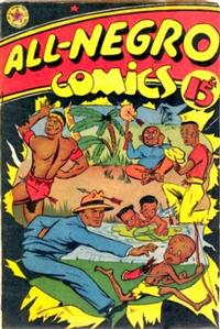 Cover Thumbnail for All-Negro Comics (All-Negro Comics, 1947 series) #1
