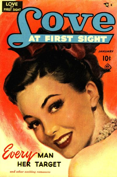 Cover for Love at First Sight (1949 series) #7