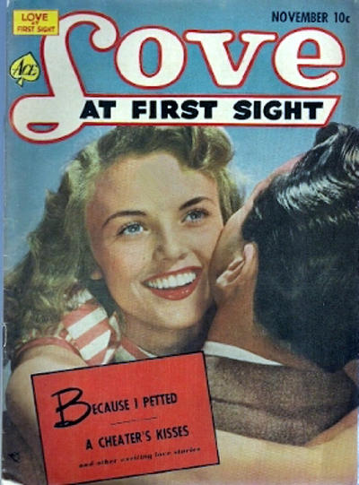Cover for Love at First Sight (Ace Magazines, 1949 series) #18