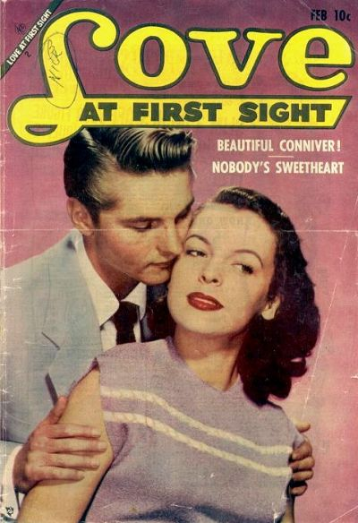 Cover for Love at First Sight (Ace Magazines, 1949 series) #26