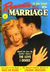 Cover for Romantic Marriage (Ziff-Davis, 1950 series) #7
