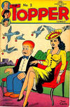 Cover for Tip Topper Comics (United Features, 1949 series) #3
