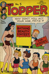 Cover for Tip Topper Comics (United Features, 1949 series) #5