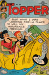 Cover for Tip Topper Comics (United Features, 1949 series) #25