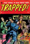 Cover for Trapped! (Ace Magazines, 1954 series) #4