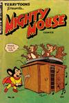 Cover for Mighty Mouse (St. John, 1947 series) #14