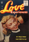 Cover for Love Experiences (Ace Magazines, 1951 series) #32