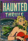 Cover for Haunted Thrills (Farrell, 1952 series) #14
