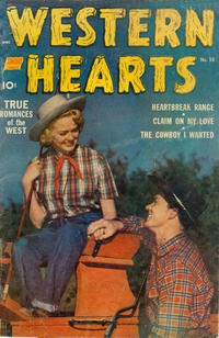 Cover Thumbnail for Western Hearts (Standard, 1949 series) #10