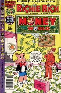 Cover Thumbnail for Richie Rich Money World (Harvey, 1972 series) #41