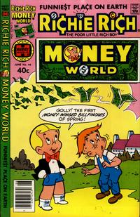 Cover Thumbnail for Richie Rich Money World (Harvey, 1972 series) #46