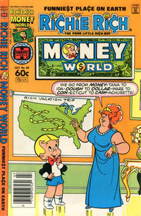 Cover Thumbnail for Richie Rich Money World (Harvey, 1972 series) #58