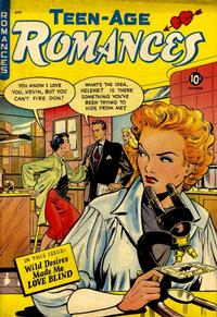 Cover Thumbnail for Teen-Age Romances (St. John, 1949 series) #12