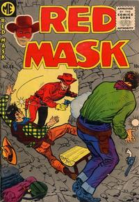 Cover Thumbnail for Red Mask (Magazine Enterprises, 1954 series) #48