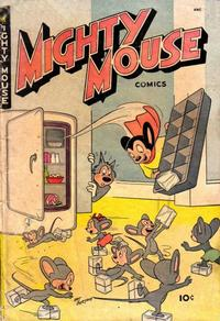 Cover Thumbnail for Mighty Mouse (St. John, 1947 series) #16