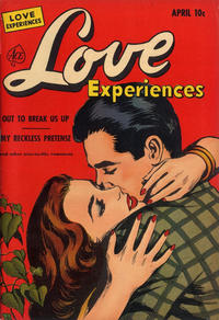 Cover Thumbnail for Love Experiences (Ace Magazines, 1951 series) #12