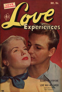 Cover Thumbnail for Love Experiences (Ace Magazines, 1951 series) #16