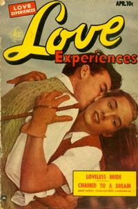 Cover Thumbnail for Love Experiences (Ace Magazines, 1951 series) #18