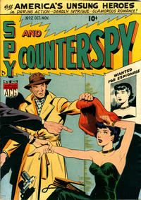 Cover Thumbnail for Spy and Counterspy (American Comics Group, 1949 series) #2