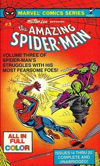 Cover Thumbnail for The Amazing Spider-Man (Pocket Books, 1977 series) #3 (82579-8)