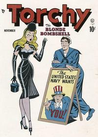 Cover Thumbnail for Torchy (Quality Comics, 1949 series) #1